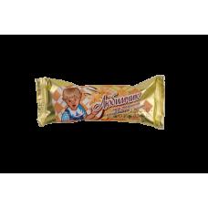 Сырок творожный глазированный в шоколадной глазури с ванилью 16,5% (в творожной основе 12%) Пленка