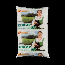 Молоко питьевое пастеризованное топленое с м.д.ж. 3,2% Пленка п/этил.
