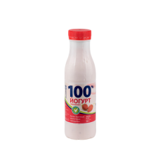 Йогурт фруктовый с наполнителем «Злаки-ваниль» массовая доля жира 2,5% 180г Бутылка ПЭ