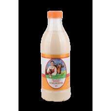 Молоко питьевое пастеризованное топленое с м.д.ж. 4,0% Пленка п/этил.