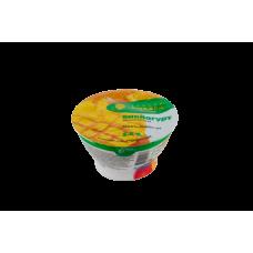 Йогурт фруктовый с наполнителем «Красный виноград с семенами льна» массовая доля жира 2,5% Стаканчик из полипропилена