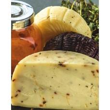 """Сыр """"Качотта мягкая"""" с пажитником м.д.ж. в сух.вещ-ве 50%"""